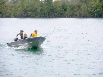 Meyers Super PRO 14 II Aluminum Boat #000R-14II